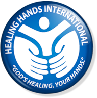 healing hands international logo
